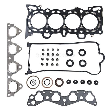 Gasket Set Engine Honda 1 7 Civic 01 04 D17a K gasket set kit for honda civic sol sohc d16y5 d16y7
