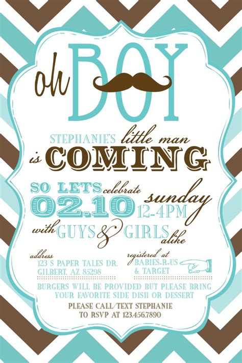 Co Ed Baby Shower by Co Ed Baby Shower Invitations Dancemomsinfo