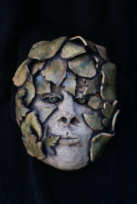 Masker Nature 17 best images about ceramic masks on ceramics sculpture and papier mache
