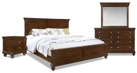6 Bedroom Set by Bridgeport 6 Bedroom Set The Brick