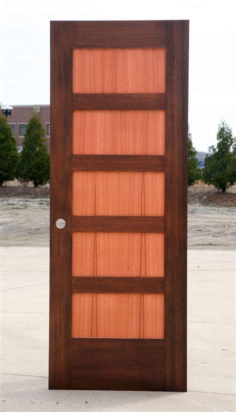 Interior Wood Five Panel Shaker Doors For Sale In Michigan Building Interior Doors