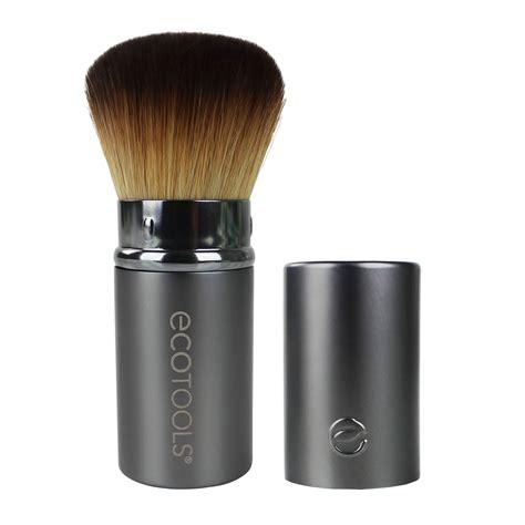 Retractable Foundation Brush ecotools retractable kabuki brush 1 brush iherb