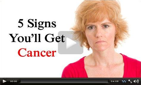 signs your has cancer dr brownstein reveals the warning signs that may you cancer on this