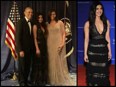 priyanka chopra white house correspondents dinner priyanka chopra pictures with barack obama at white house