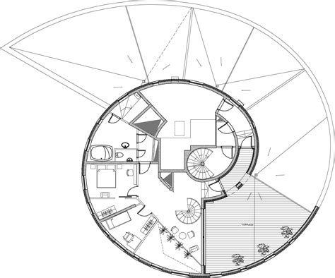 post circle floor plans gallery of snailtower k 252 nnapu padrik architects 9