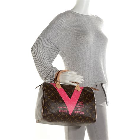 Dompet Louis Vuitton 2288 V louis vuitton monogram v speedy 30 grenade 103080