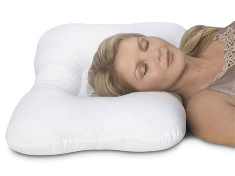 Two Pillow Orthopnea by Orthofiber Pillow