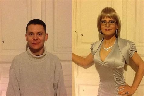 crossdresser makeover before after crossdressing before and after makeovers pictures to pin