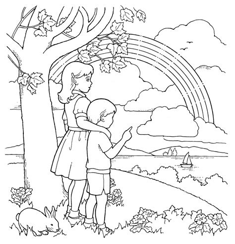 Free Lds Temples Coloring Pages