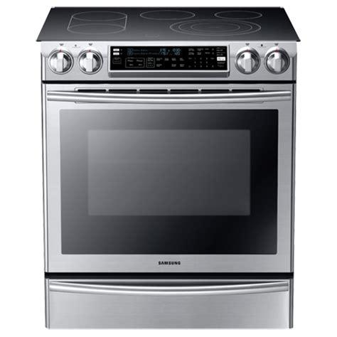 Best 30 Cooktop Samsung 30 Quot 5 8 Cu Ft Slide In 5 Element Self Clean