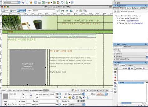 Software Macromedia Dreamweaver 8 macromedia dreamweaver 8 review techradar