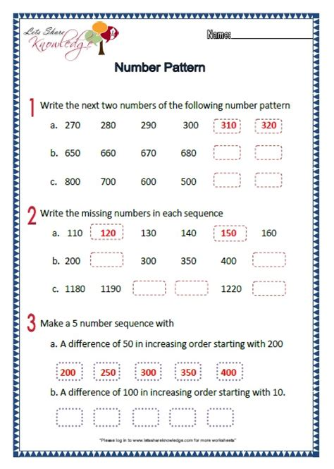 writing number pattern rules free worksheets 187 pattern handwriting worksheets free