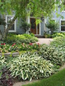 landscaping tips hostas landscape and gardening pinterest minnesota front yards and curb appeal