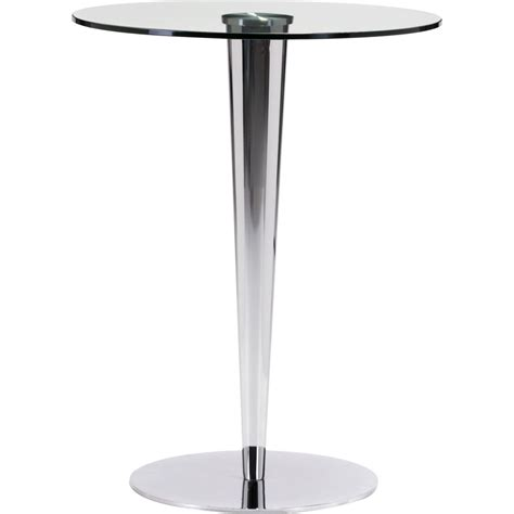 Zuo Modern Bar Table Kool Bar Table Chrome Zuo Modern 601173 Shipping Included