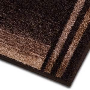 Shaggy Runner Rug Shag Carpet Floor Runner Ikaria Brown