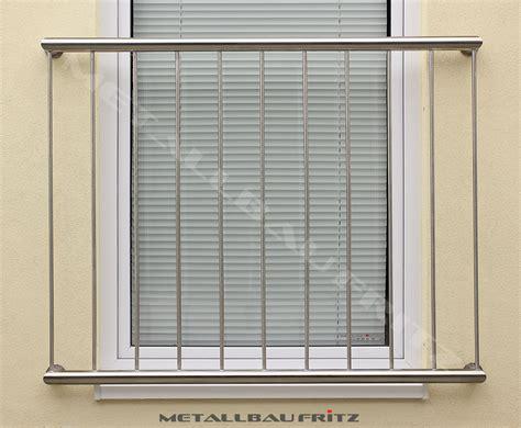 französischer balkon edelstahl franz 246 sischer balkon 64 02 metallbau fritz