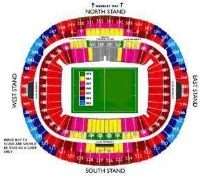 Wembley stadium seating plan related keywords amp suggestions wembley
