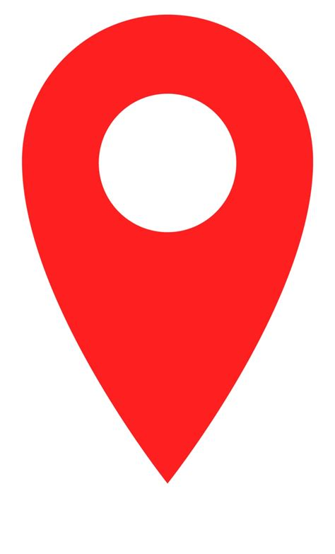 gps png hd red gps icon png clip art library