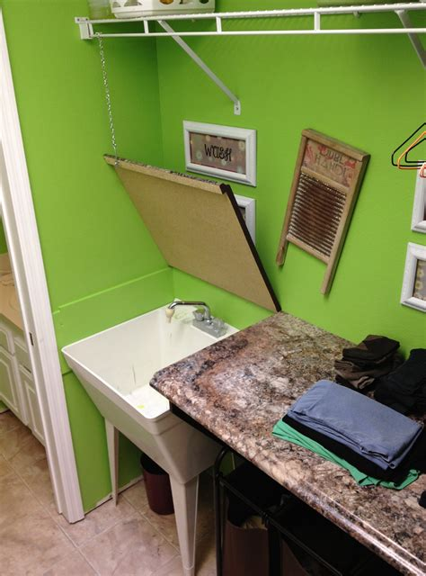 Folding Countertop by Small Laundry Room Folding Table Great Home Design