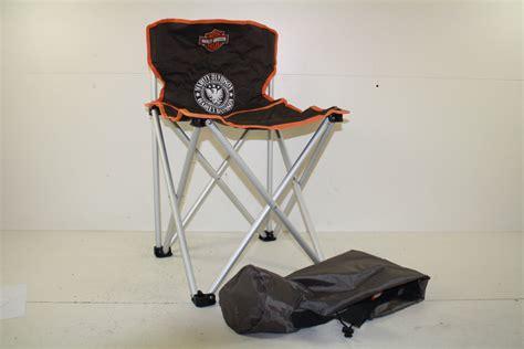 harley davidson stuhl cingstuhl klappstuhl outdoor