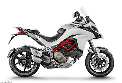 2016 Ducati Multistrada 1200 S   Motorcycle USA