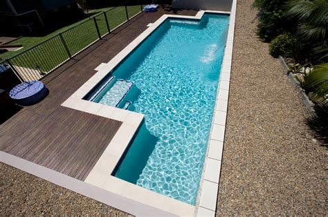 in ground lap pool in ground lap pool beacon hill crystal pools