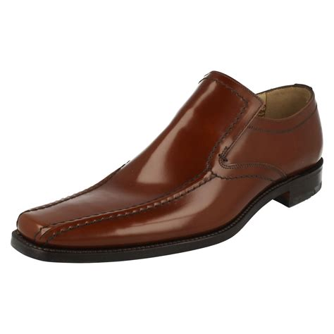 loake mens formal slip on shoes ebay