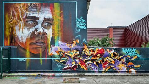 beautiful examples  graffiti artworks