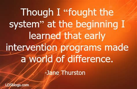 Intervention Meme - early intervention increases quality of life lds blogs