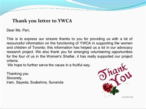 thank you letter after project presentation thank you letter after project presentation 28 images