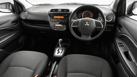 mirage mitsubishi interior mitsubishi mirage 2014 review carsguide