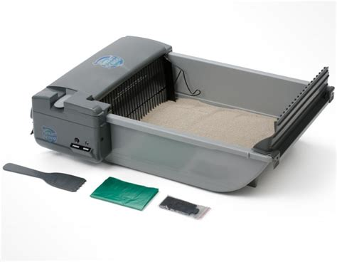 Cat Litter System Australia - smartscoop automatic self cleaning cat kitten litter tray