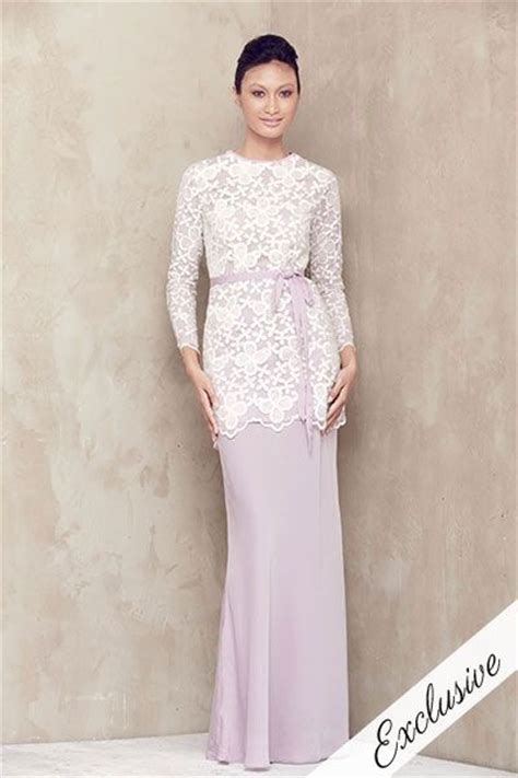 Jahit Baju Bridesmaid organza lace baju kurung lilac phki abaya and dress picks lace lilacs and