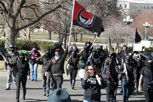 black friday chicago 2017 antifa storm troopers of the new world order video