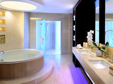 Hotels With Big Bathtubs Uk by Inside The World S Tallest Hotel The Jw Marriott Marquis Dubai