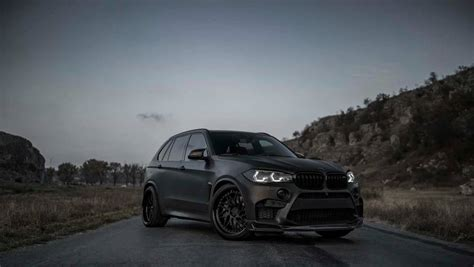 used approved bmw x5 murdered out bmw x5 m with 750 hp is mafia approved