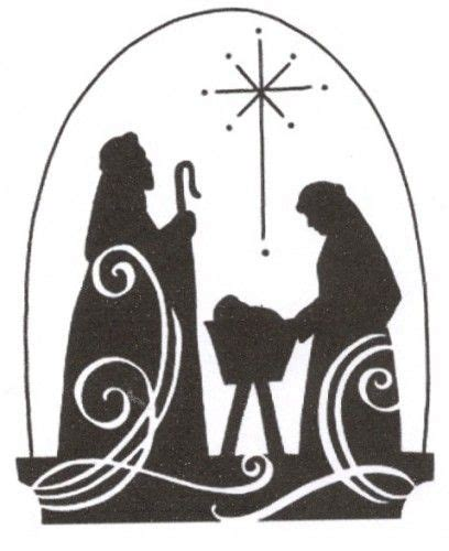 printable nativity scene animals nativity silhouette free 0 ideas about nativity silhouette