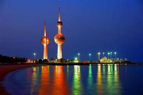 Kuwait City by Kuwait Towers Kuwait India News Indian Community Portal