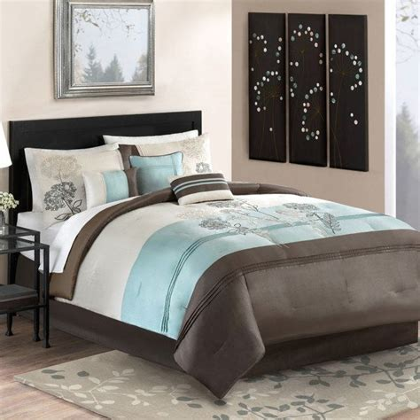 Bed And Bath Comforters by 61 Best Turquoise And Brown Bedding Images On