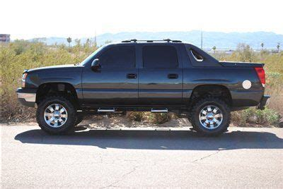 how does cars work 2004 chevrolet avalanche 1500 sell used lifted 2004 chevy avalanche 1500 lt lifted chevy avalanche 1500 lifted chevy in
