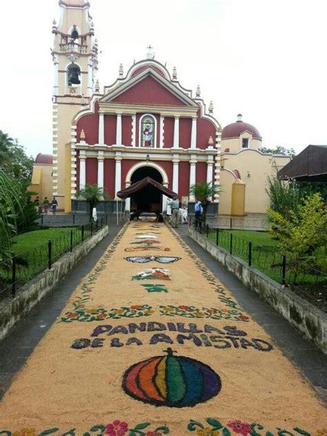alfombra mexicana alfombra iglesia de san jer 243 nimo coatepec veracruz