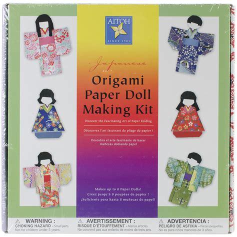 origami paper ebay japanese origami paper doll kit ebay