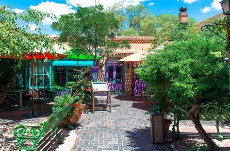 The Shed Santa Fe Restaurant by Visiter Santa F 233 Au Nouveau Mexique Et Dormir Au El Paradero