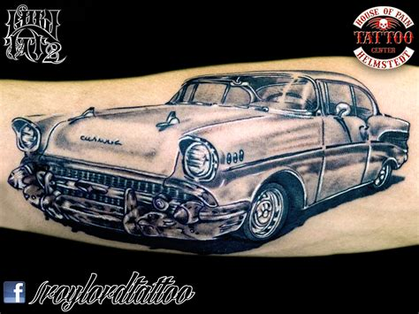 cadillac tattoo roy lord certified artist