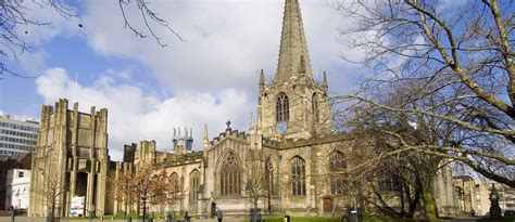 English Tudor Sheffield Cathedral The Association Of English Cathedrals