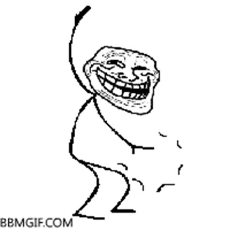Dancing Troll Meme - meme claps tags troll funny face smile dancing category