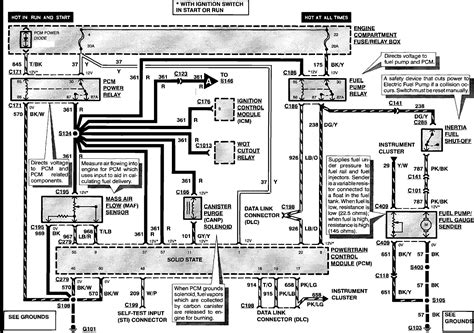 ford ranger 2001 wiring diagram wiring diagram with