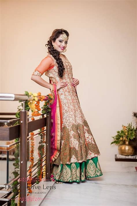 Latest Bridal Lehenga Trends for 2016   Blog
