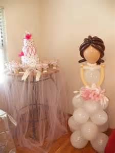 balloon bridal shower wedding ideas