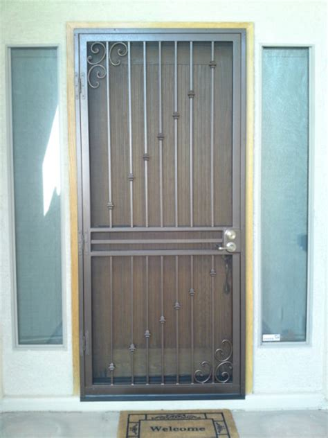 Storm Doors For French Patio Doors by Sun Control Amp Security Products By Day Star Screens